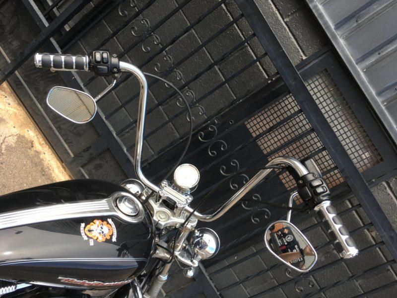 mejoras y acondicionamiento de HARLEY-DAVIDSON XL1200C (4)