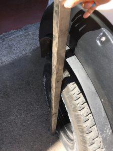 homologación mitsubishi l200. Neumáticos