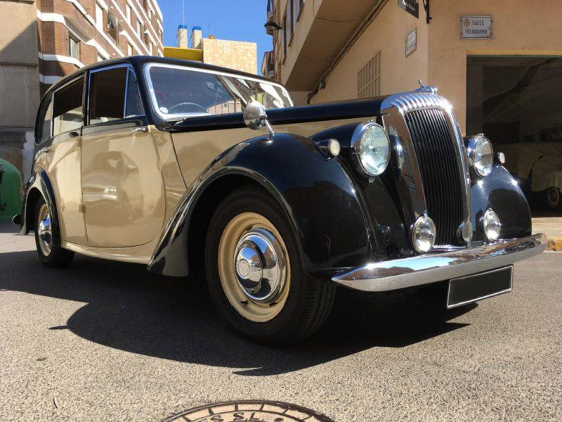 diagonal vehiculo historico DaimlerConsort