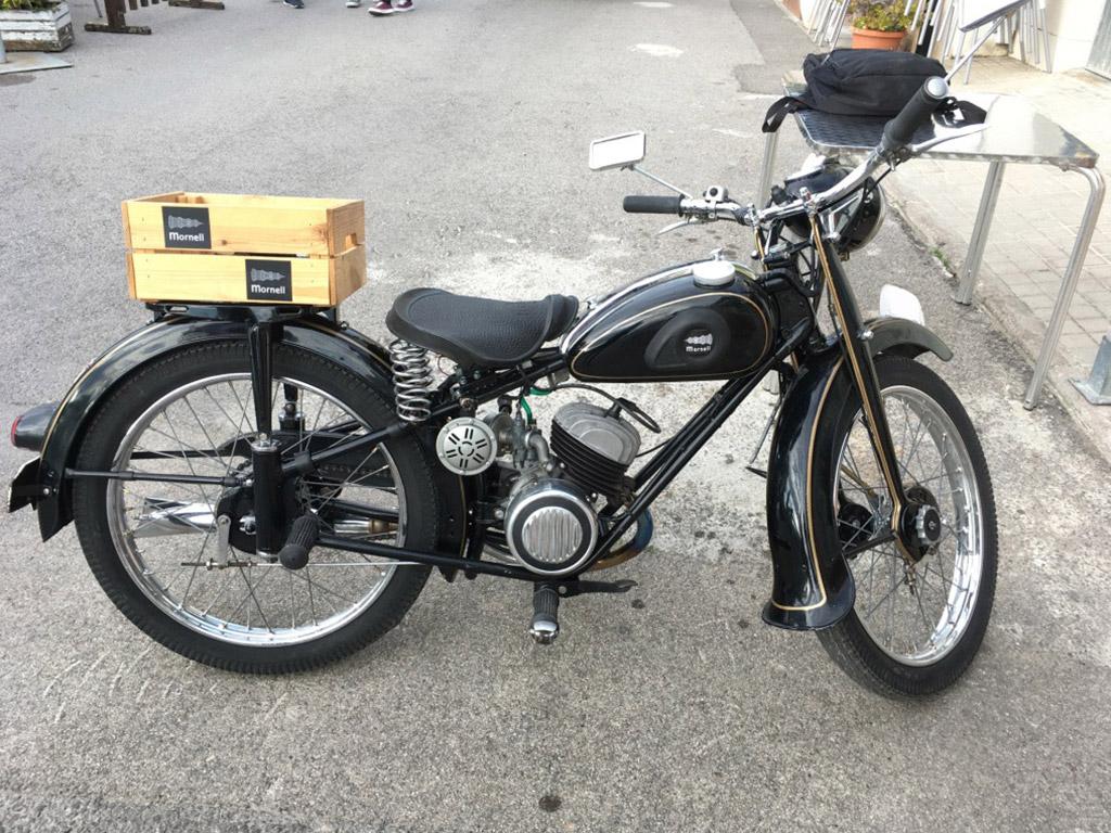 motocicleta historica AdlerWerkeM100
