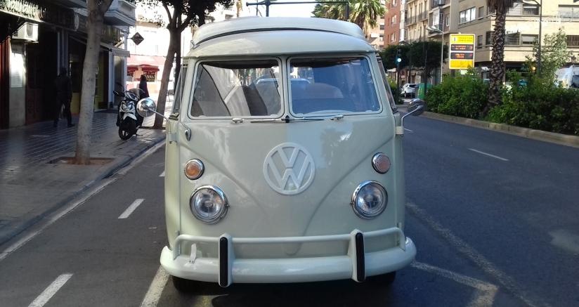 volkswagen vehiculo historico camper