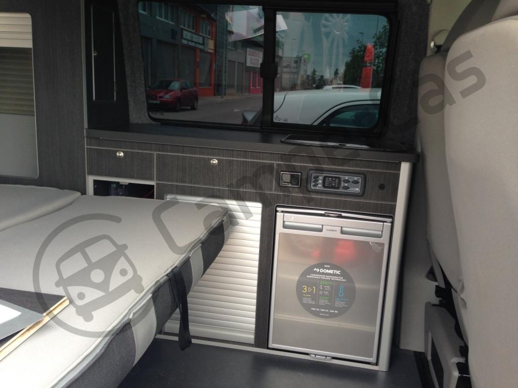 Volkswagen Camperizada Armario