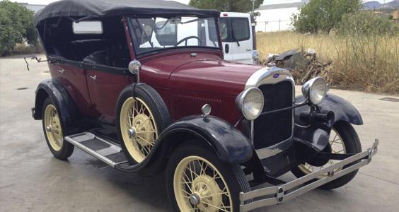 coche historico