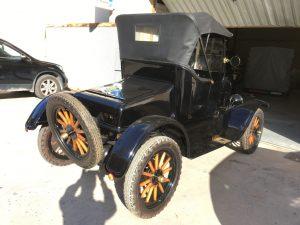 homologacion coche antiguo