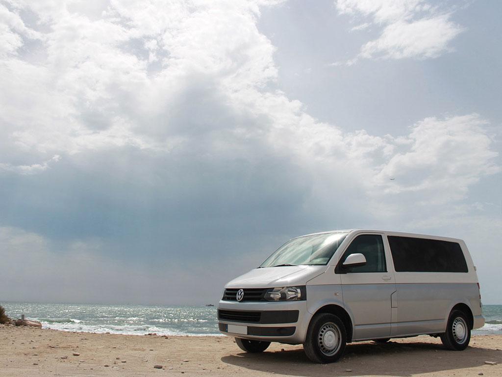 reformas furgoneta Volkswagen2011
